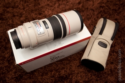 Vendo Canon EF300 f.4 IS L