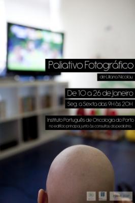 Paliativo Fotográfico · Liliana Nicolau – Exposição no IPO