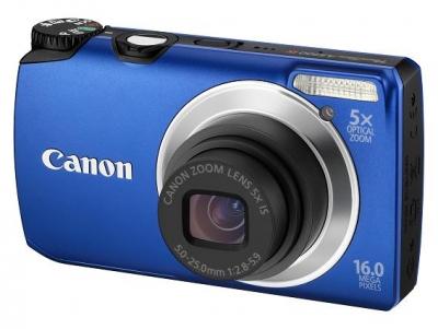 Canon anuncia a PowerShot A3300
