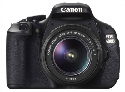 Primeira actualização do firmware da Canon EOS 600D
