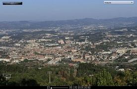 Provavelmente a maior fotografia de Portugal. Guimarães - 6 Gigapixeis