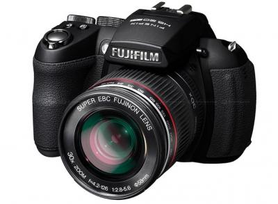 Fujifilm revela a nova Finepix HS20 EXR