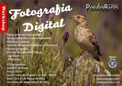 Workshop Fotografia Aveiro - 12 e 13 de Março de 2011